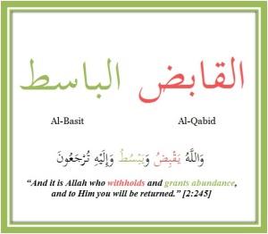 Al-Qabid Al-Basit