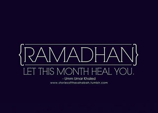 Ramadan a month of compassion