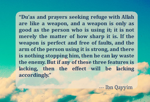duas and prayers