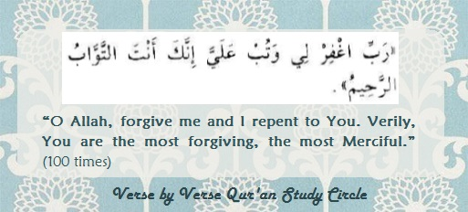 forgiveness and repentance