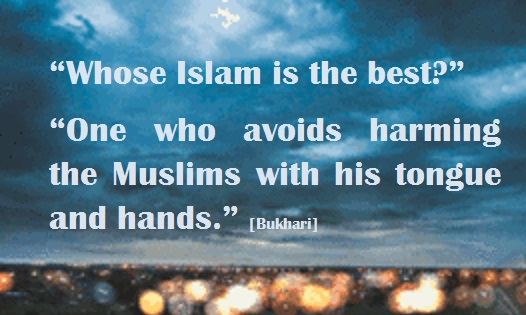 whose Islam is the best