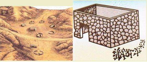 reconstruction of Kabah