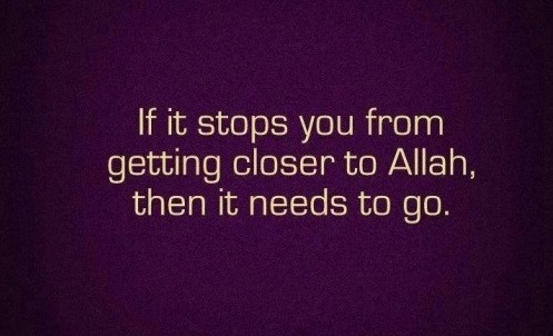drawing closer to Allah 2