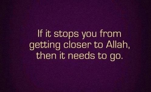 drawing closer to Allah 2