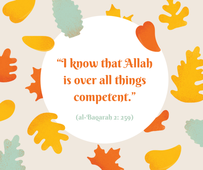 i-know-that-allah-is-over-all-things-competent